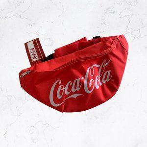 COCA COLA Fanny Pack Waist Bag NEW